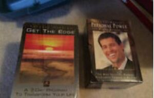Anthony Robbins 2 cd box sets Kitchener / Waterloo Kitchener Area image 1