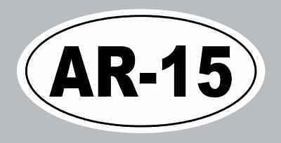 ar 15 decal sticker gun case window