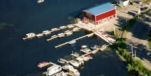 WATERFRONT COMMERCIAL BUILDING FOR LEASE - RICE LAKE, BEWDLEY