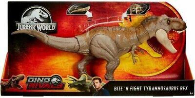 Jurassic World Dino Rivals Bite 'N Fight Tyrannosaurus Rex T Rex Jurassic Park