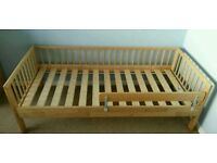 Ikea child's bed/FREE DELIVERY