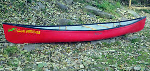 1 yr old 16' Canoe - lower price