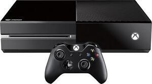 xbox one 1tb bundle  4 GAMES, GTA5, DIVISION ETC