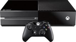xbox one 500gig console bundle