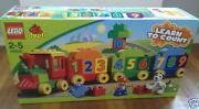 Lego Duplo Lokomotive