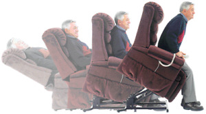 lift chair - excellant condition