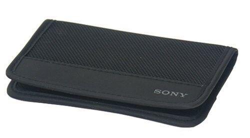 Brand New!! Sony LCS-MSUSKIT Memory Stick SD Card Holder Nylon Wallet