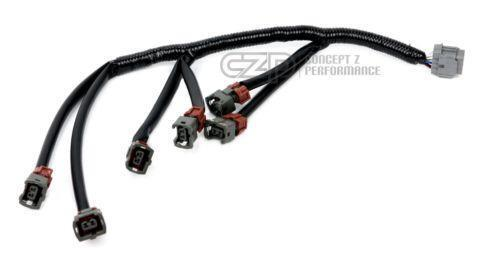 fuel injector wiring harness connectors for nissan 300zx