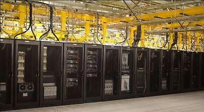 Data Center Colocation For Fixed Rack Server Shelf 1U 19  4 Post Rack Mount