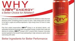 All the power of an energy drink—refined.