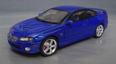 GMP ACME 1:18 2006 PONTIAC GTO IMPULSE BLUE IBM NEW