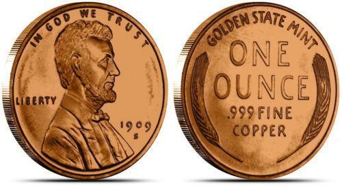 Copper penny bullion ebay - Incredible uses for copper pennies ...