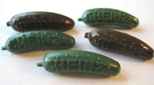 Heinz Pickle Pin on oscar mayer whistle collectible