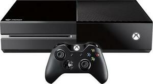 xbox one 1tb  1 controller 4 games
