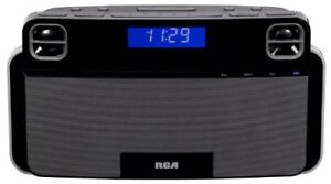 RCA RC180i App-Enhanced Portable Docking System for iPod and iPh