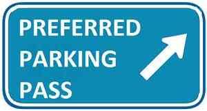 dodger stadium lot  vip preferred parking pass ticket giants dodgers ebay