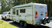 """2010 Crusader 18'6"""" Full Ensuite & Covered - Reluctant Sale Coffs Harbour Coffs Harbour City Preview"""