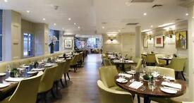 Restaurant Waiters - Chiswell Street Dining Rooms, City - Immediate Start