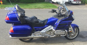 2005 Goldwing 1800 or trade for Duramax