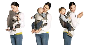 Stokke baby carrier RRP $290 Melton West Melton Area Preview