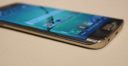Samsung Galaxy S6 edge 64gb  Russell Lea Canada Bay Area Preview