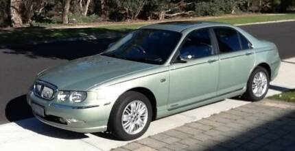 2001 Rover 75 SE Connoisseur  (104,321 km) 1 only (lady) owner Perth Region Preview