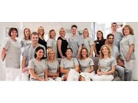 Receptionist/Patient Care Coordinator for our award winning private dental practice near Winchester