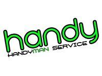 Local handyman available!!!