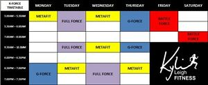 Group fitness Upper Coomera Gold Coast North Preview