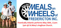 Meals on Wheels in association with Frantically Atlantic