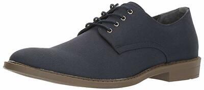 Calvin Klein -Men's Gabel Nylon Oxford Shoes,  SIZE: 7 M  , color: Navy