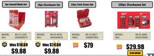 MILWAUKEE PRO BLACK FRIDAY-WINDERMERE HOME DEPOT EXCLUSIVE DEALS