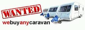 I am looking forna damp caravan