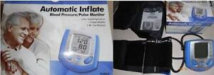 Blood Pressure Monitor Automatic Gulfview Heights Salisbury Area Preview