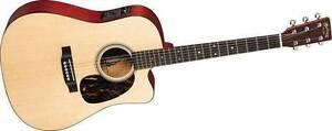 New Premium Martin Guitar