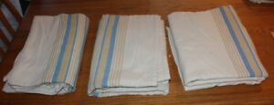 Flannel Blankets or sheets 3 identical