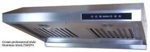 Crown professional under cabinet powerful range hood---Brand new