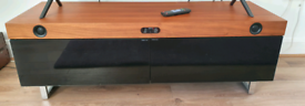 TECHLINK Tv cabinet with built in soundbar