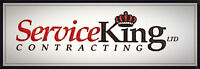 ♚ Service King Contracting Ltd ♚