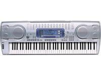 Casio wk 3000 electric piano/keyboard
