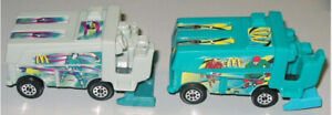 McDonald's 2005 Zamboni - Lot of 2