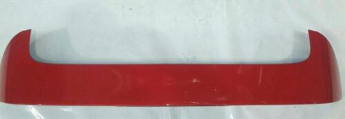 REAR SPOILER Ford Fiesta 13 on RACE RED Spoiler & WARRANTY - 5074055