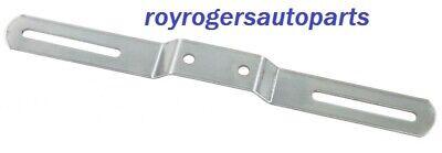 REAR UNIVERSAL LICENSE PLATE BRACKET 68-79 VW BUG BUGGY BAJA BUS, EMPI 3182