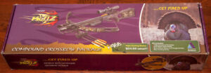bow blitz inferno compound bow brand new still in its box