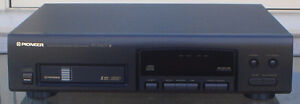 Pioneer PD-M430 Multi-Play Compact Disc Player + Manual (pdf) +