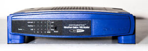Basic Linksys Router
