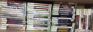 Over 200 Xbox360 Games