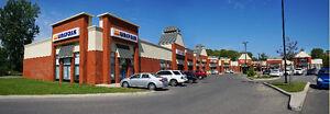 Espace Commercial, Faubourg Dagenais, Laval
