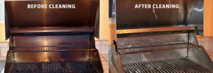 Professional BBQ Cleaning and Restoration