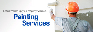Painting services in the GTA and surrounding areas